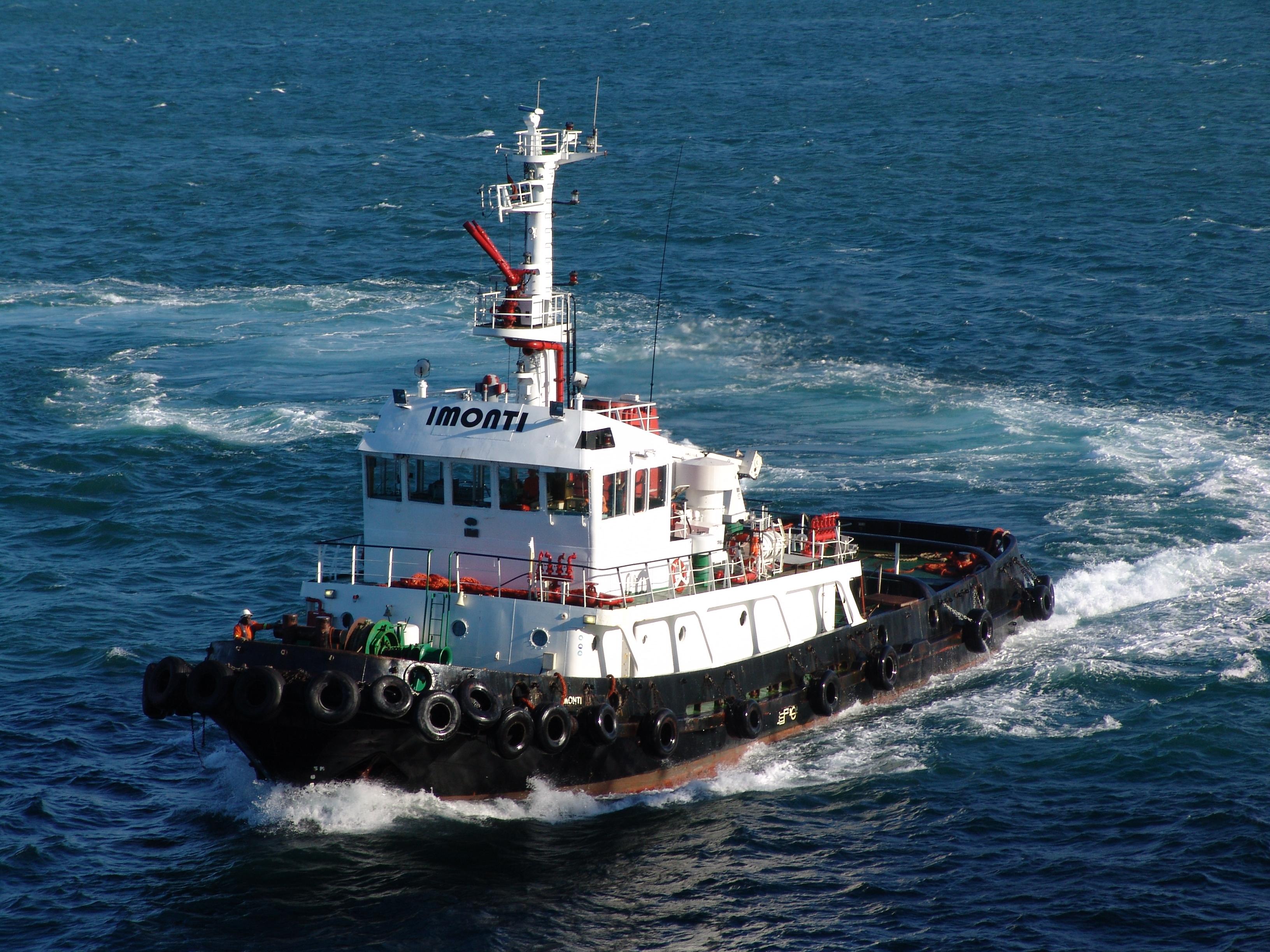 Sewa Tugboat & Barge ( Tongkang ) TC  / FC