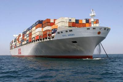 Tarif Cargo Via Laut