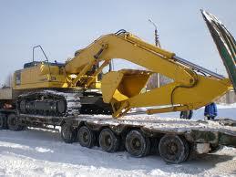 Pengiriman Cargo Alat Berat Crane, Excavator, Tractor, Dan Buldoser