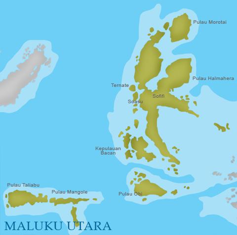 Ekspedisi Kirim Barang Dari Jakarta Ke Maluku Utara