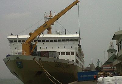 Jasa Pengiriman Cargo Laut