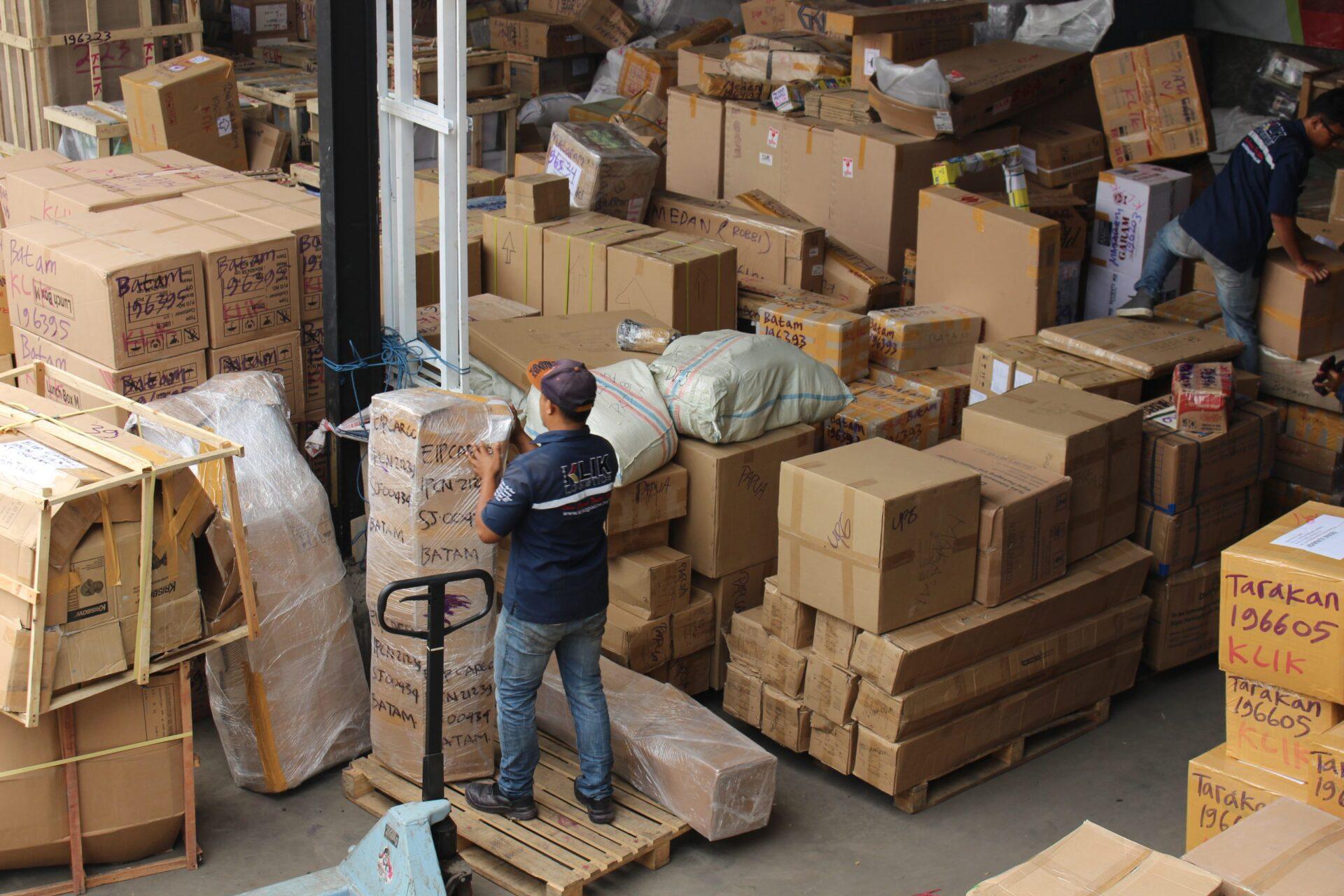 pengiriman barang sace express