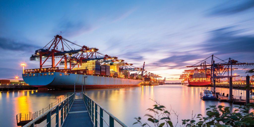 layanan port to port door to door